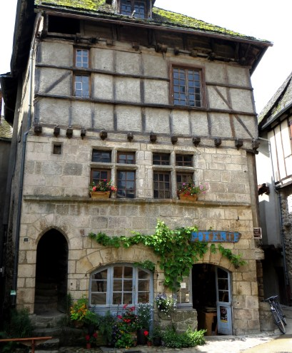 The Mediaeval house used by Margaret of Anjou