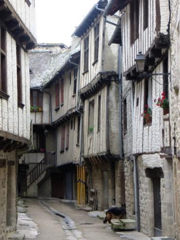 Mediaeval streets