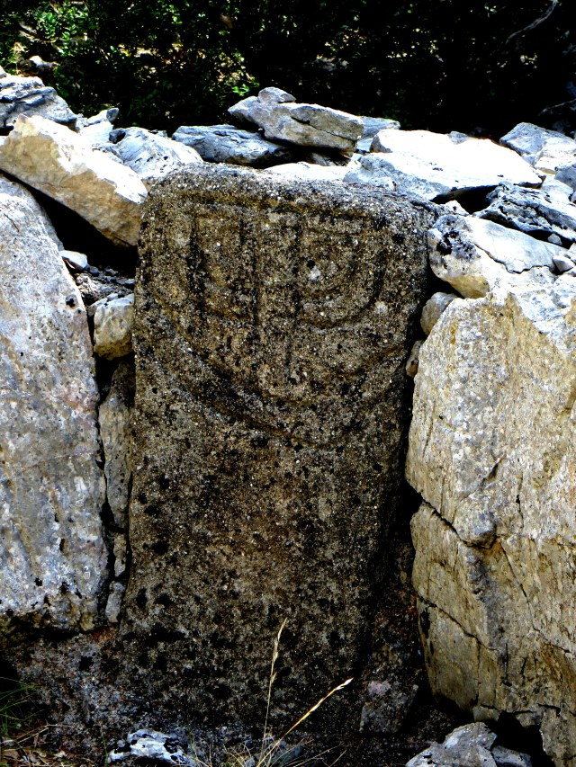 Tombe de Cazarils no.1
