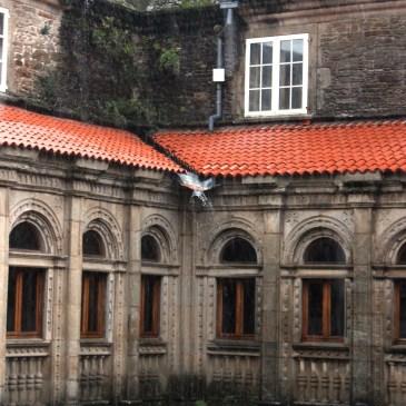 Travel in Spain, Day 6, Santiago de Compostelo, Hostal de los Reyes Catolicos