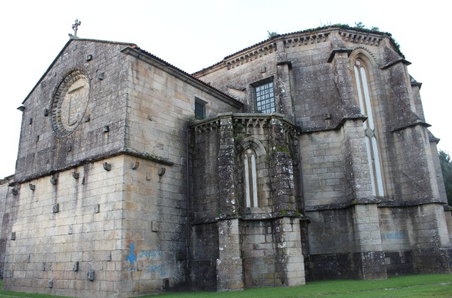 The Church of Santo Domingo