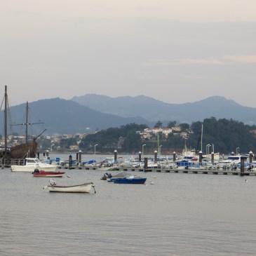 Baiona Town, Galicia