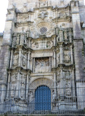 Basilica of Santa Maria La Maior, Pontevedra