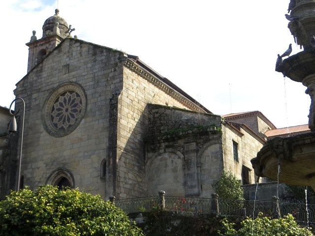The Church of San Francisco, Pontevedra
