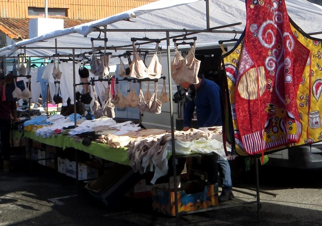 Market day in Cambados