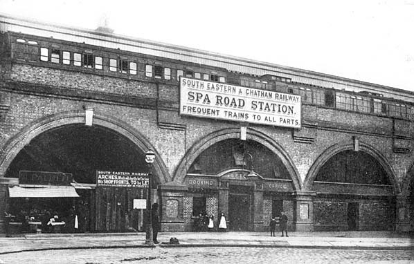 Spa Road Station (www.southlondonguide.co.uk)