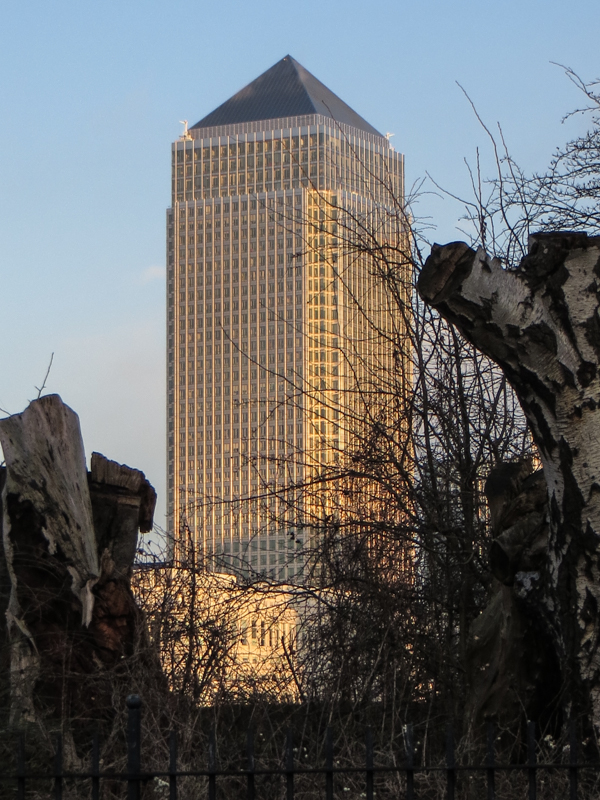 The Pelli Tower, Canary Wharf