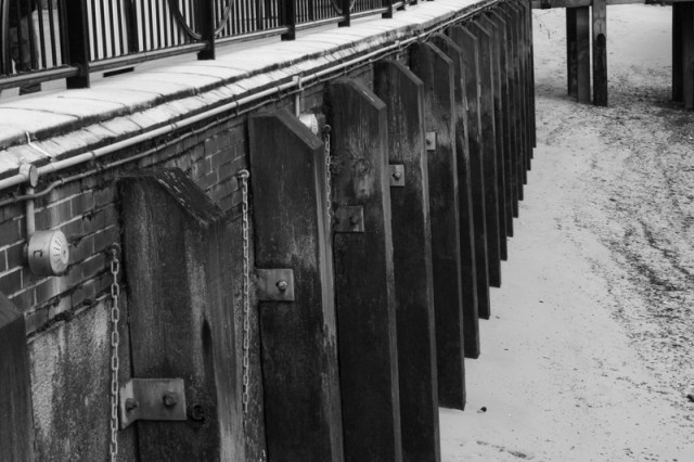 Old Barge House Quayside, Southwark