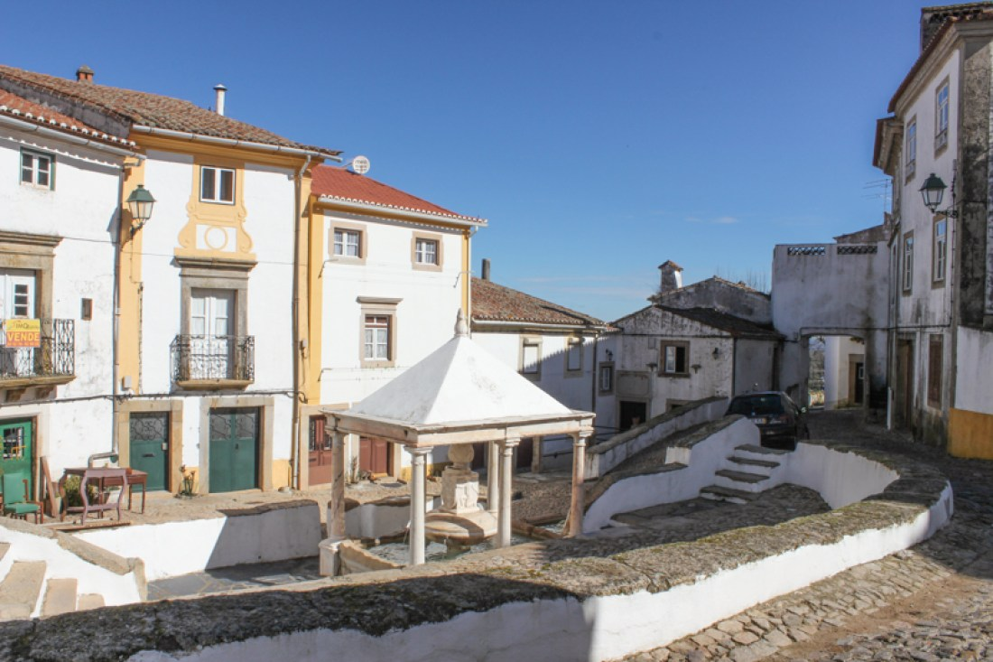 The Town Fountain, Castelo de Vide