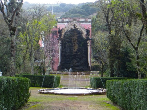 Royal Palace, Queluz