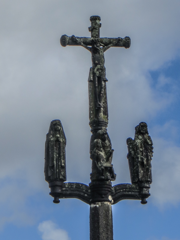 Calvary by Rolland Dore