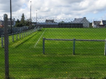 The playing fields in St Meen