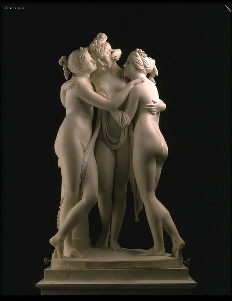 Canova, 'The Three Graces' 1814-18 (www.collections.vam.ac.uk)