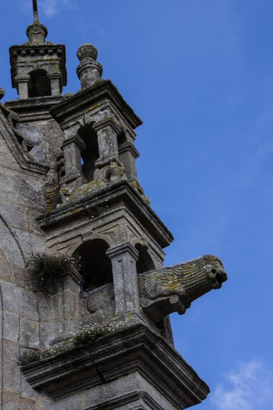 The Church of Notre Dame, Lampaul-Guimiliau