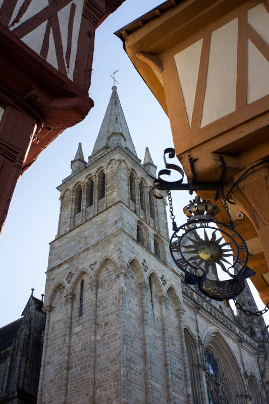 The Cathedral of Vannes