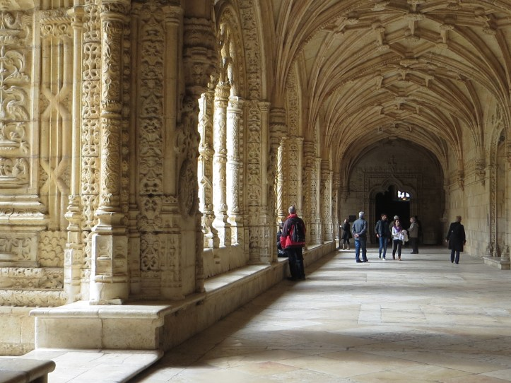 The Monastery of St Jeronimos, Lisbon, Portugal
