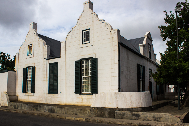 The Old Residency, Graaff Reinet