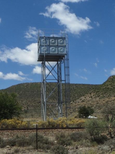 Vondeling Station Water Tower