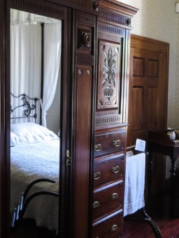 Bedroom at Mayville House