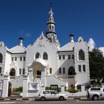 The Dutch Reformed Church, Swellendam