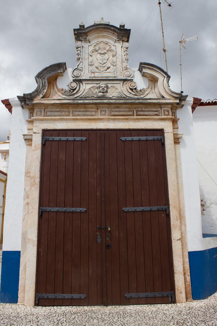 A shrine in Vila Vicosa
