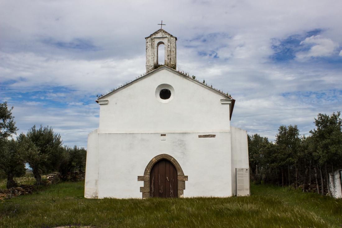 The Chapel of St Sebastian, Mourao