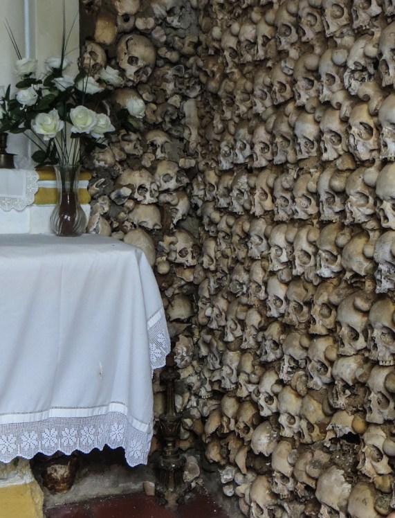 The Ossuary in Monforte