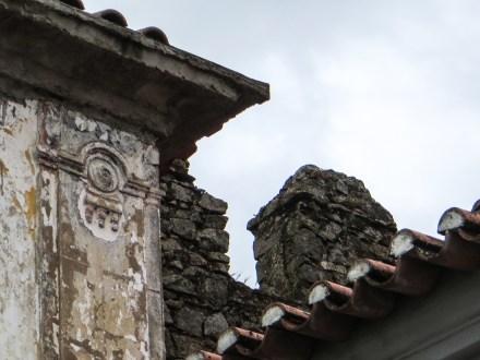 The Mediaeval walls of Monforte