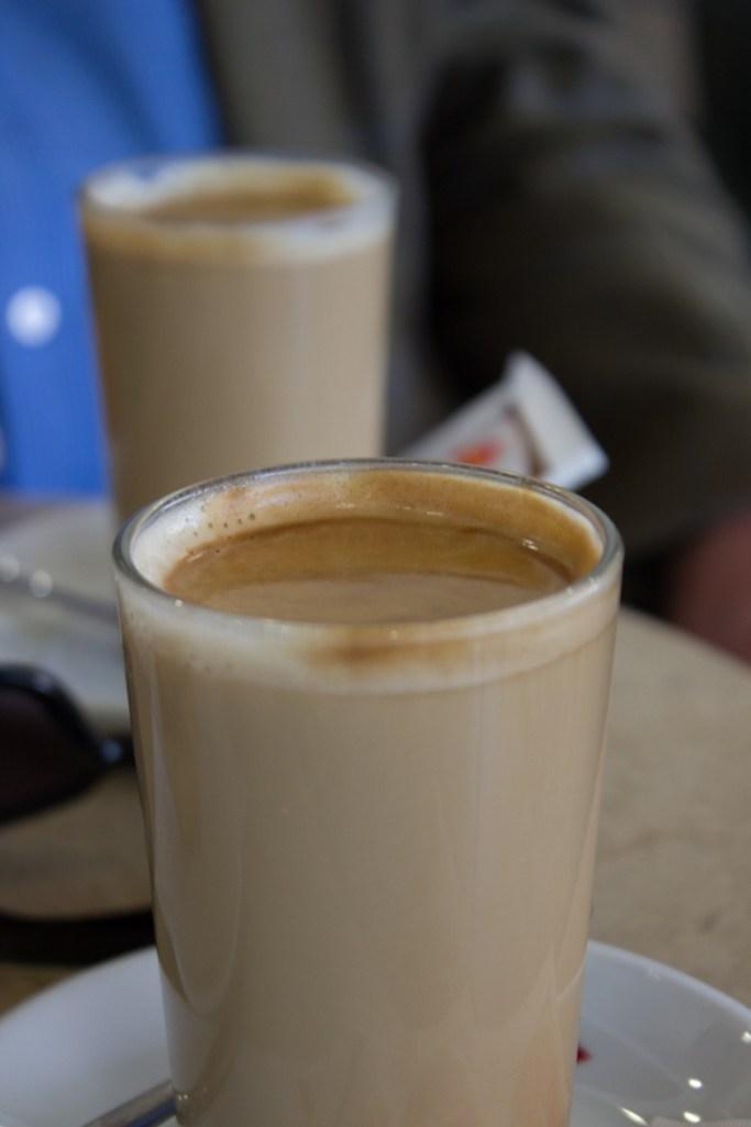 Coffee in Santarem