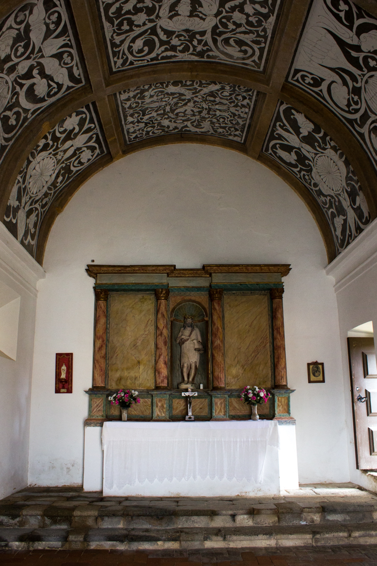 The Chapel of St John the Baptist