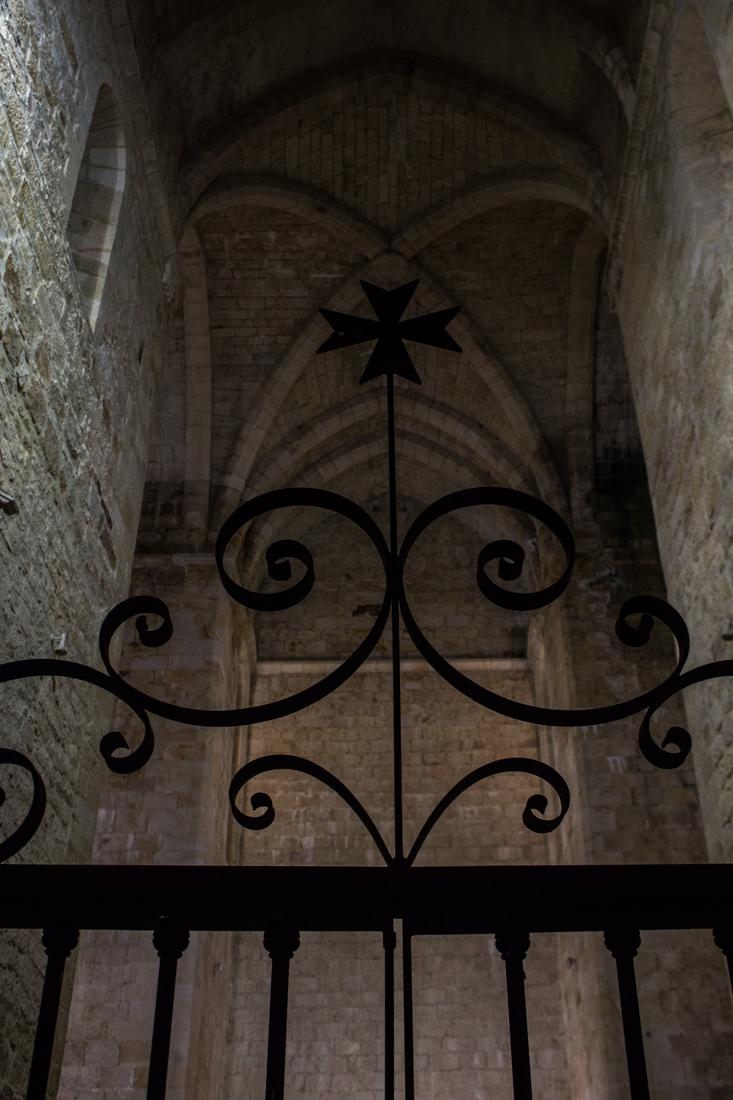 The Chapel of the Monastery of Flor da Rosa