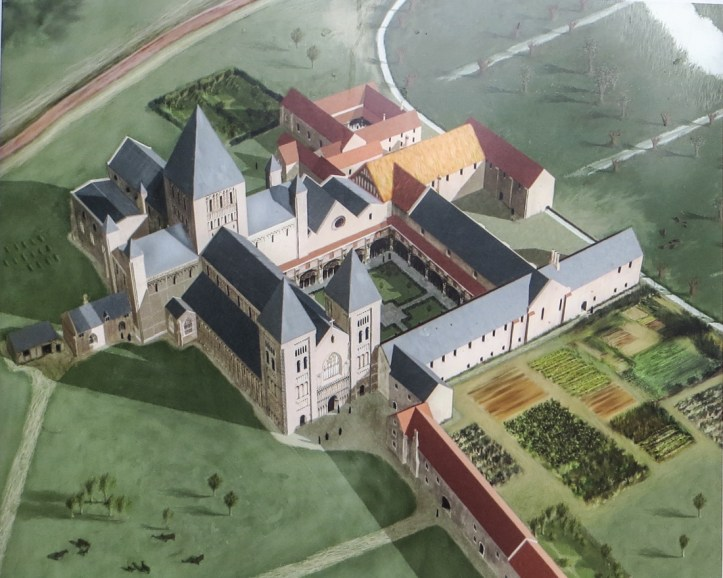 Thetford Abbey