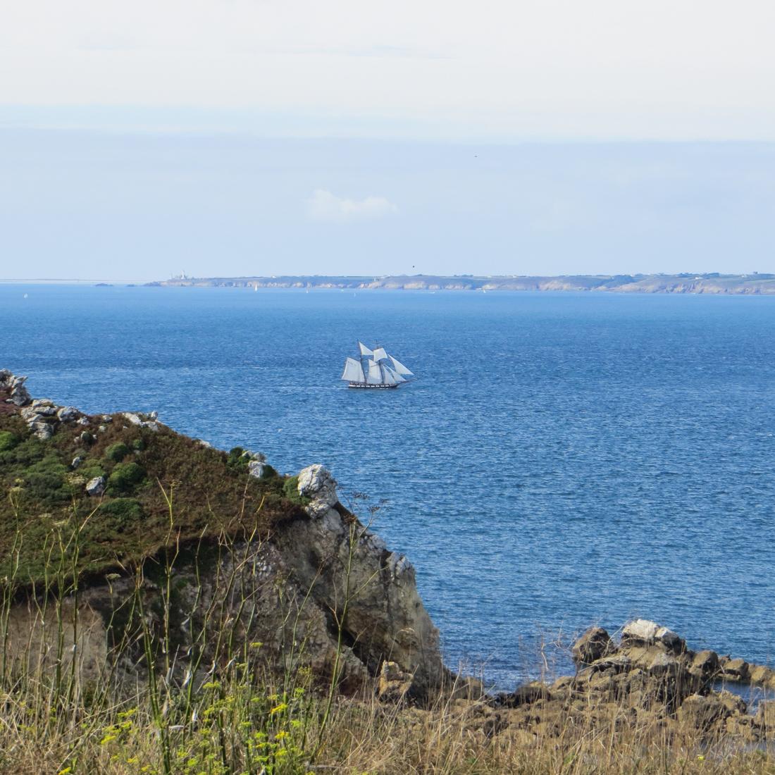 The Rade de Brest