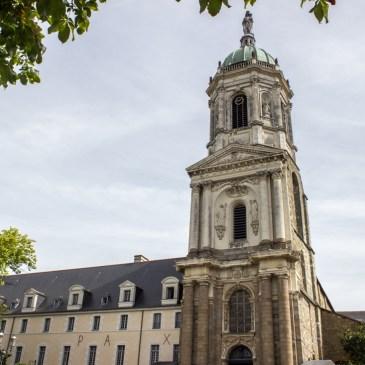 The Abbey of Saint Melaine, Rennes