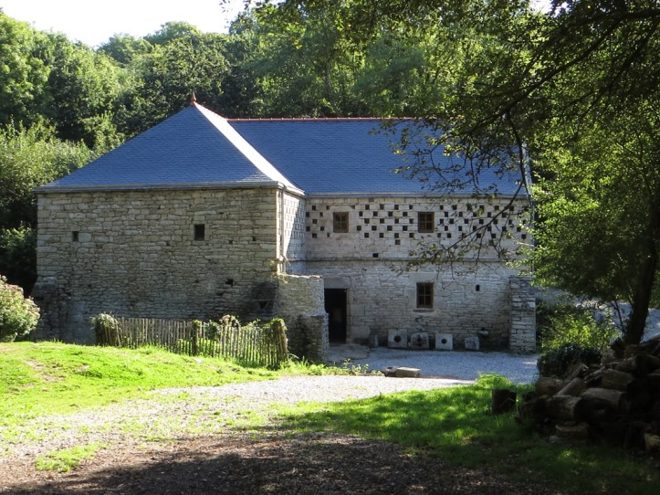 Wendy Mewes, no.21, Mill of Treouzien