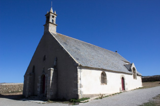 The Chapel of St They