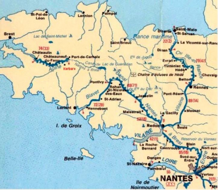 nantes-brest-canal (http://www.kerbars.eu/kerbars_canal.html)