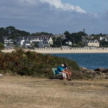 Pointe de Combrit, Sainte Marine, & Benodet
