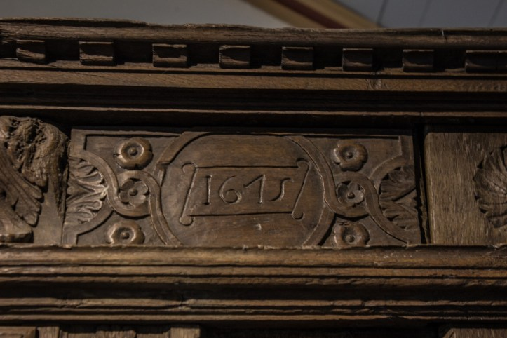 Boxbed of 1615, The Chateau of Kerjean