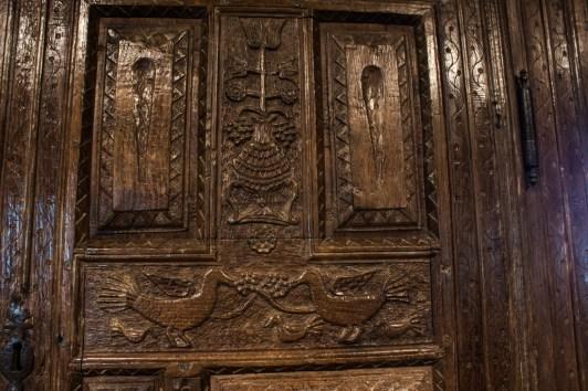 Breton Linen cupboard