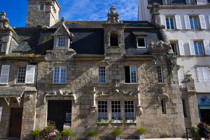 17C house in Roscoff