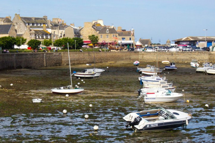 The Old Port Roscoff