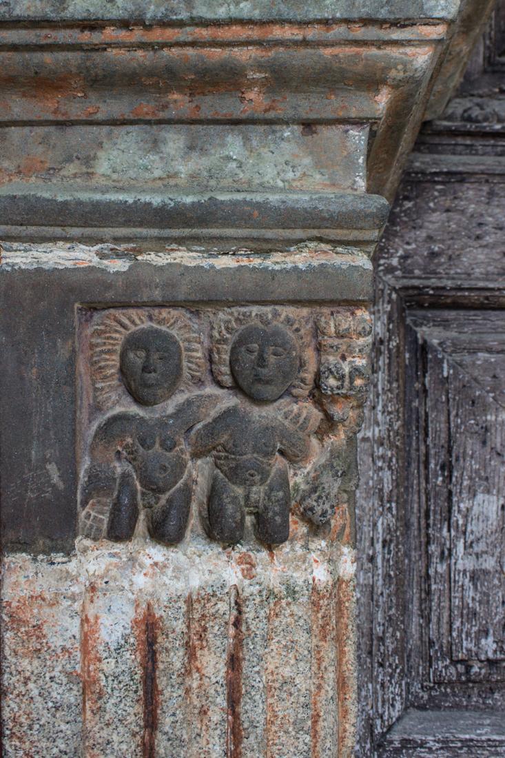 The South Porch, St Guimiliau Church