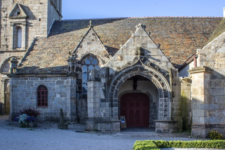 The South Porch, the Church of St Suliau, Sizun