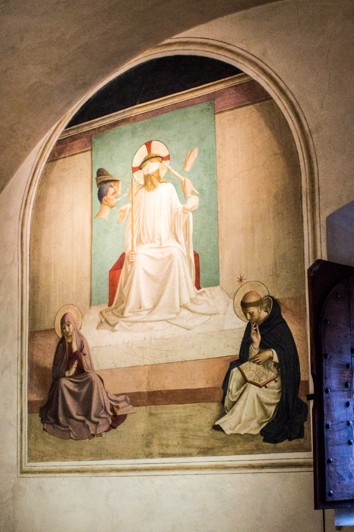 Fra Angelico in the Convent of San Marco