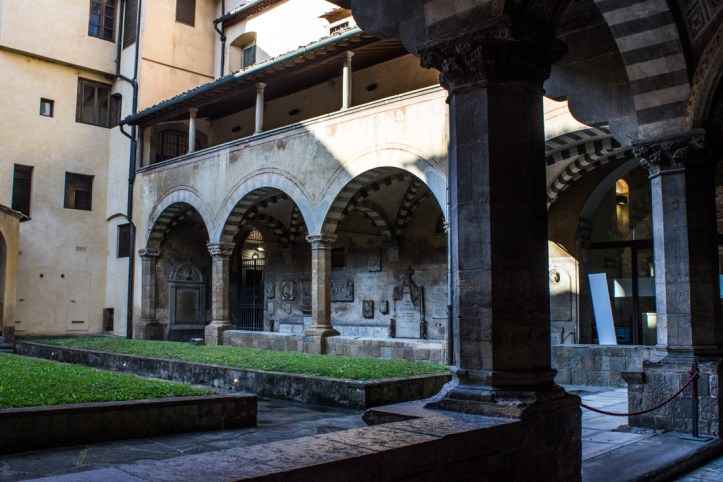 The Cloister of the Dead