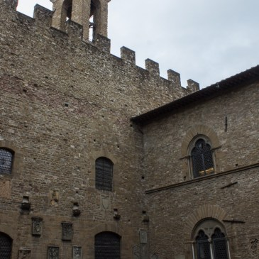 The Bargello Museum in Florence