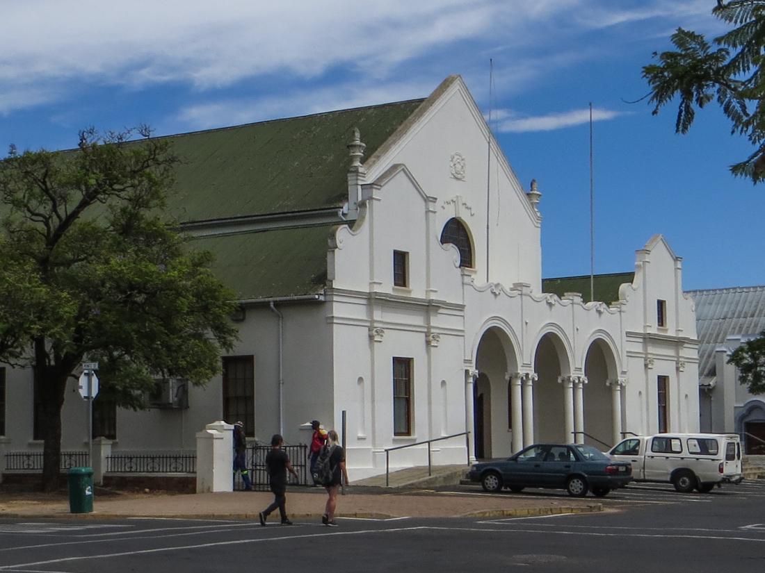 The Town Hall, Wellington