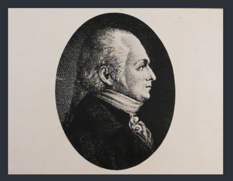Commissioner de Mist (image in the Tulbagh Museum)