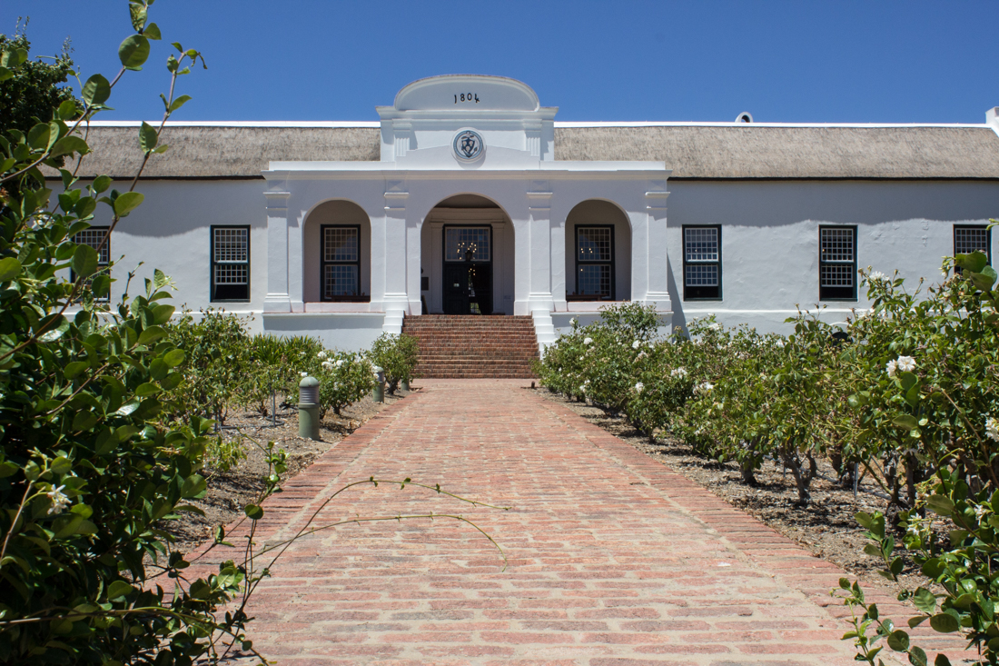 The Old Drostdy, Tulbagh